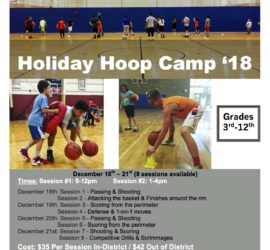 Holiday Hoop '18